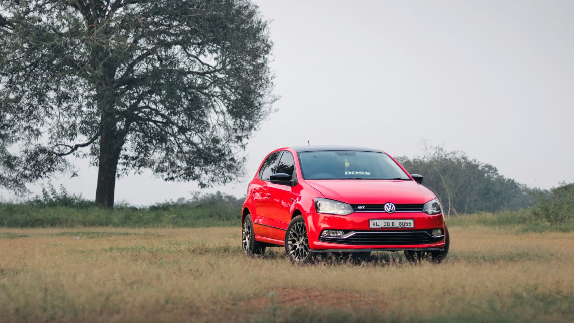 Volkswagen polo velgen